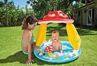 Надувной мини-бассейн