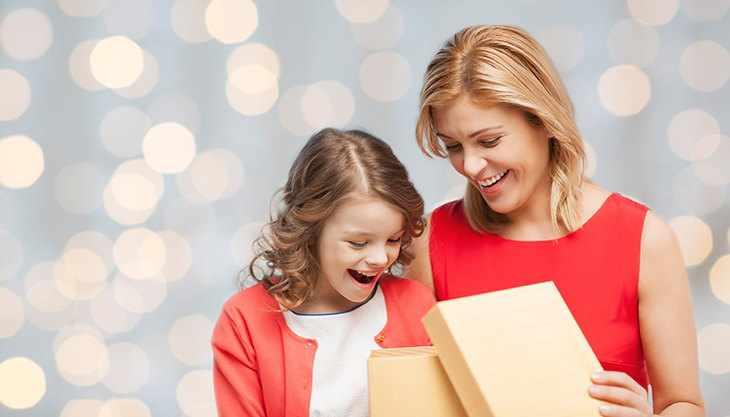 Что подарить дочери на Новый Год
