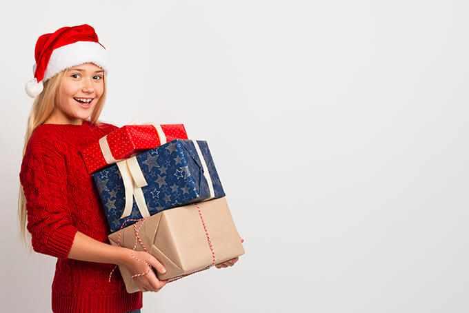 Что можно подарить сестре на Новый Год