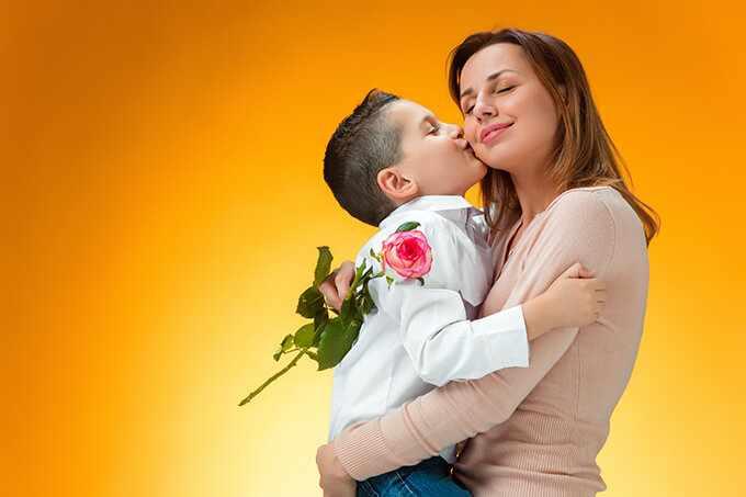 что подарить маме на день рождения от взрослого сына