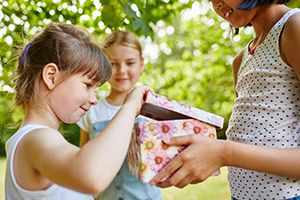 Подарки девочке на 7 8 лет