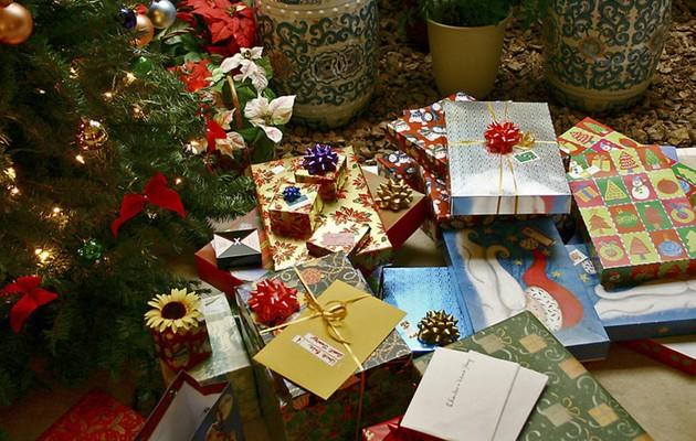 Идеи для списка подарков на Новый год