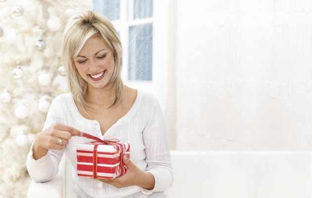 Что можно подарить любимой на Новый год?