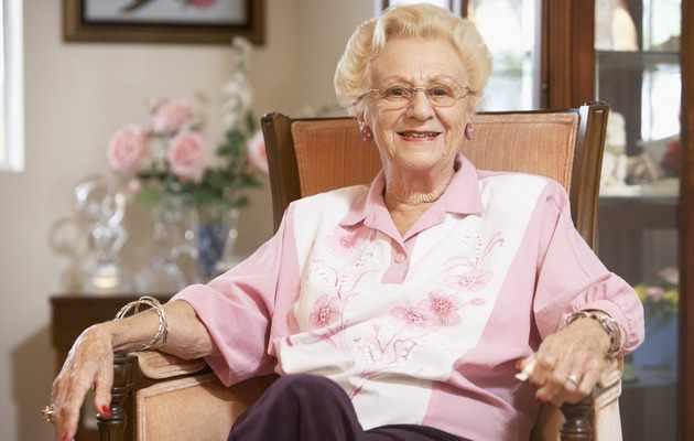 Что можно подарить бабушке на 8 марта от внучки?