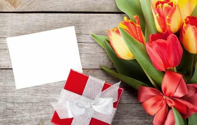 Подборка ТОП-10 подарков на 8 Марта