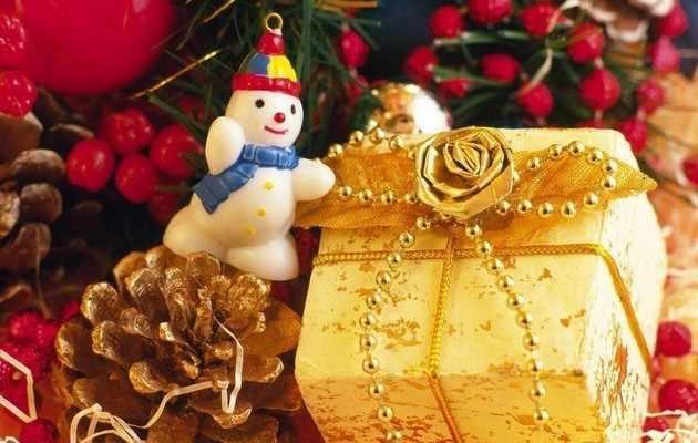 Идеи необычных подарков на Новый год