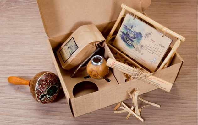 Варианты креативных подарков на Новый год 2021