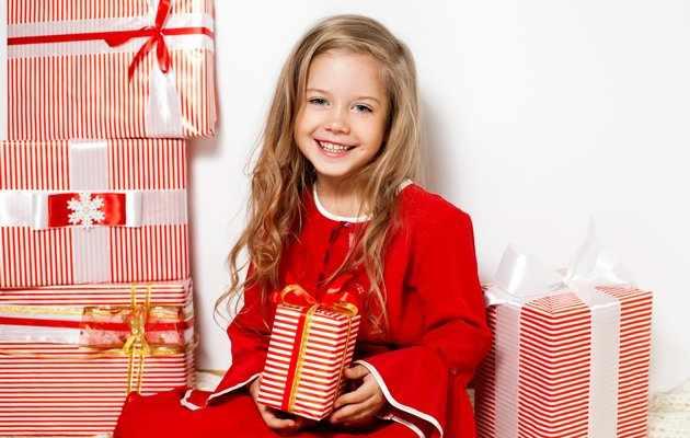 Что можно подарить девочке 5, 6, 7, 8 лет на Новый Год 2021