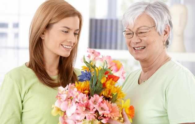 Что можно подарить маме на 61, 62, 63, 64 года?