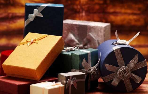 Список из 100 идей подарков на Новый год