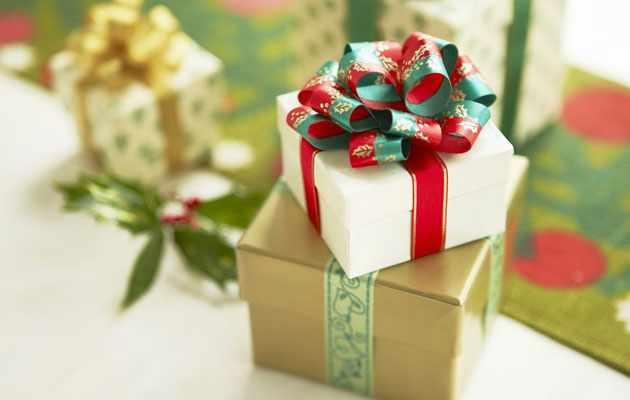 Подарок тете на Новый год