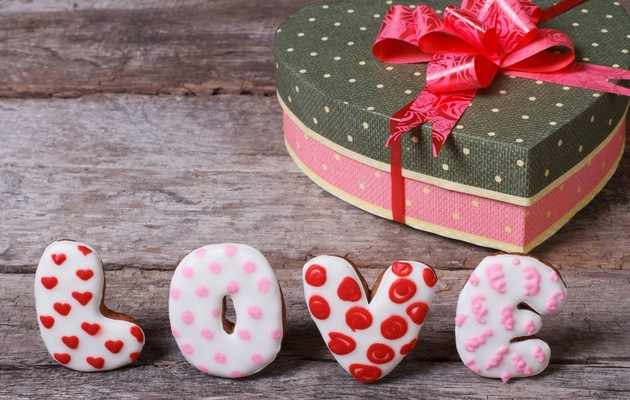Что можно подарить на День влюблённых7