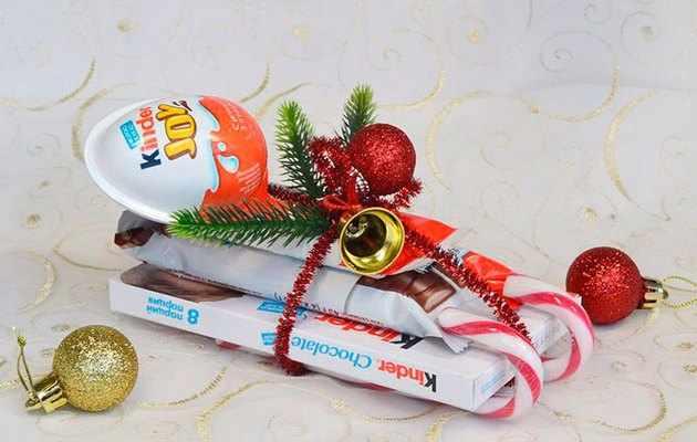 Идеи для списка 40 недорогих подарков на Новый год