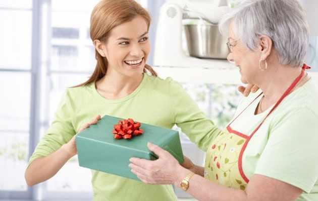 Что можно подарить маме на 55 лет?