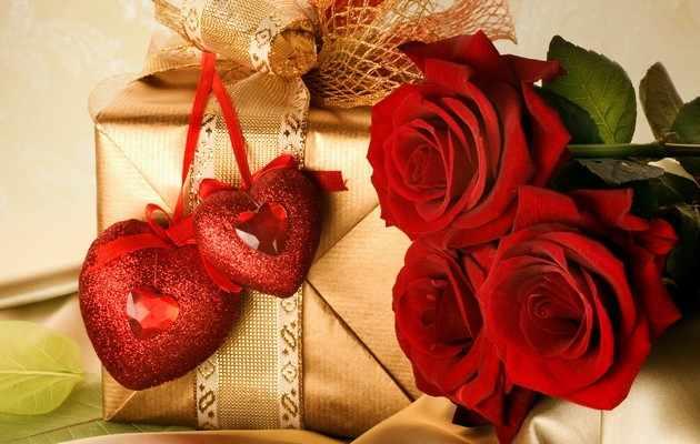 Список идей подарков на День святого Валентина