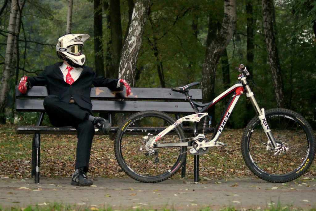 спорт велосипед