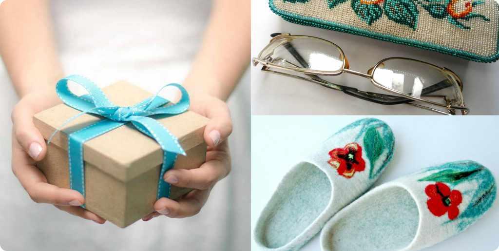 полезные подарки бабуле
