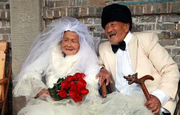 100 лет со дня свадьбы