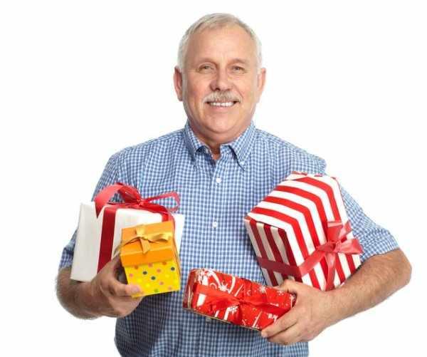 Что подарить папе на 55-летний юбилей