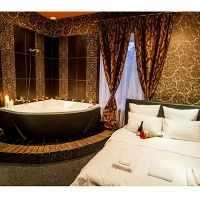 Ночь в роскошном отеле