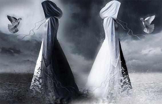 Белая и черная магия