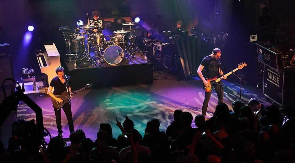 Концерт любимой группы
