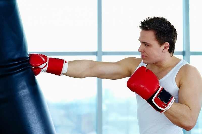 Урок бокса