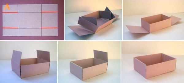 простая коробка инструкция