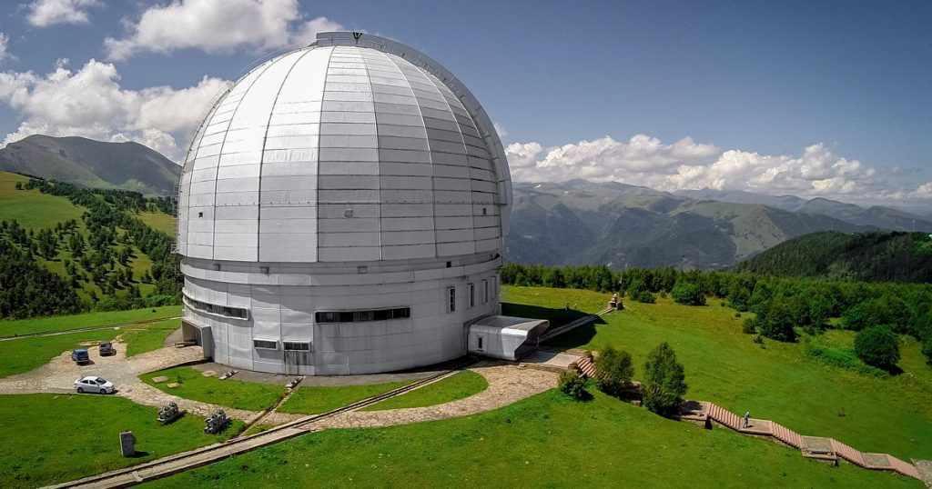 экскурсия обсерватория