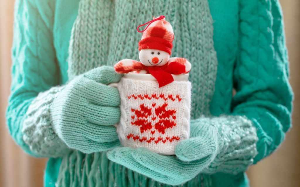 теплые подарки