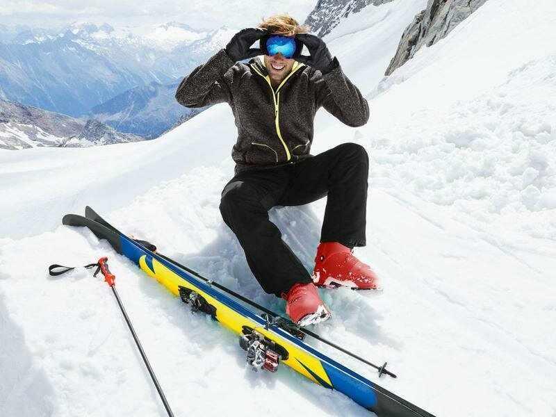 лыжи спортивные