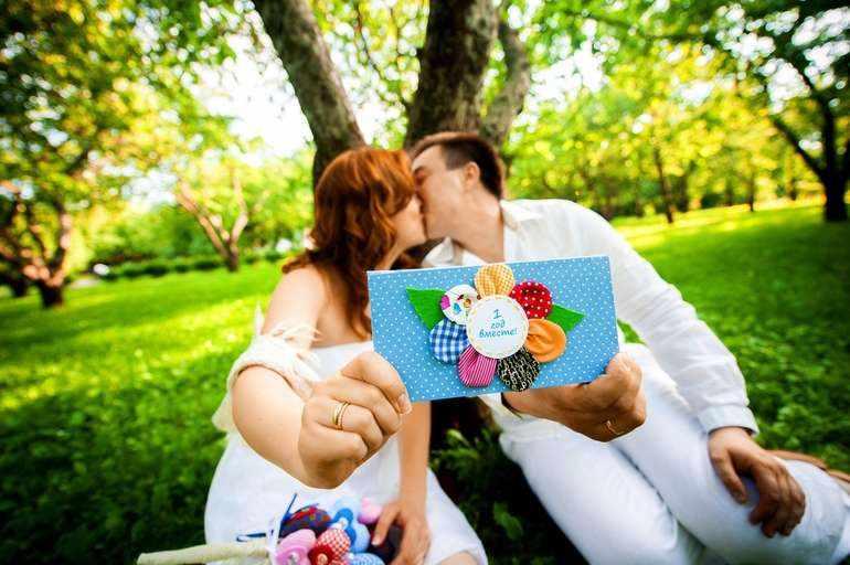 подарки на год свадьбы