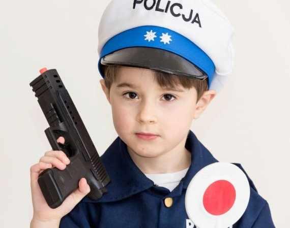 Полицейский набор мальчику