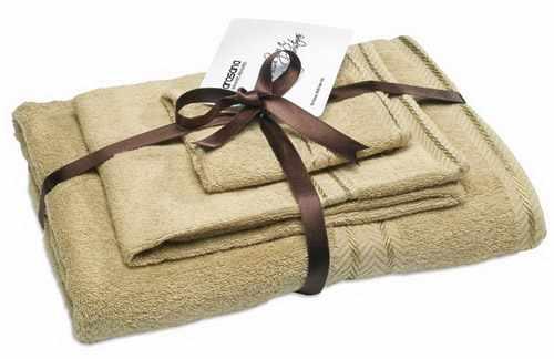 Полотенце с лентой