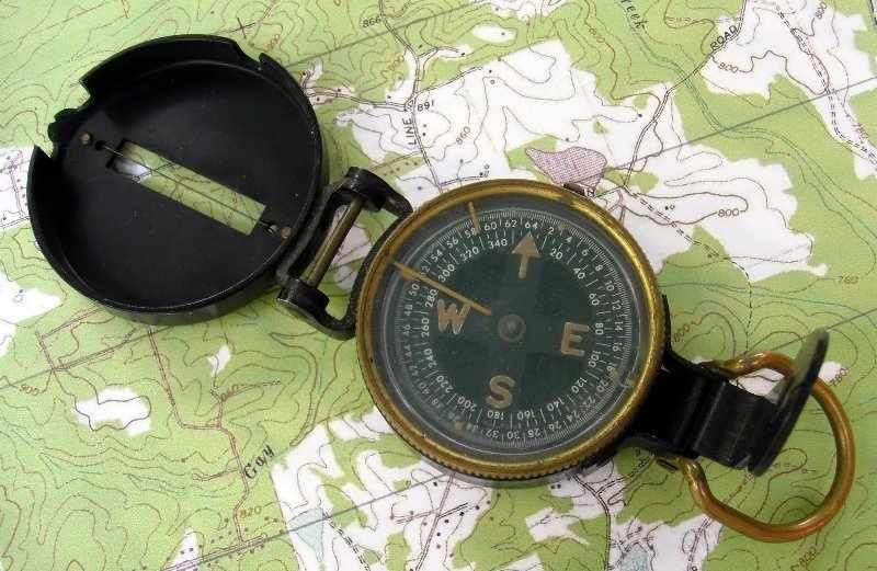 Армейский компас