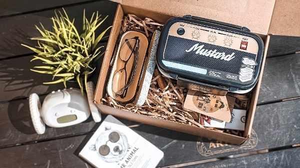 коробка приятных мелочей