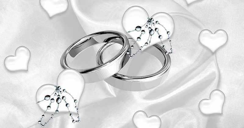 Символ серебрянной свадьбы
