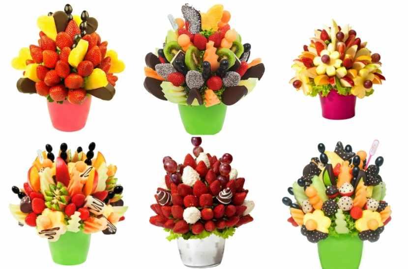 Сезонные фруктовые наборы