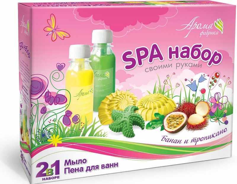 Мыло своими руками