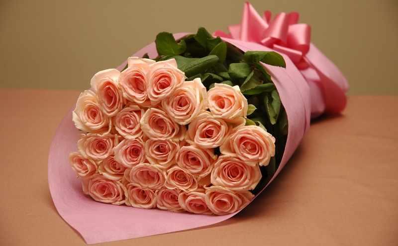 Цветы – важный атрибут любого праздника