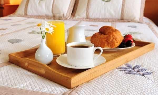 Завтрак для супругов