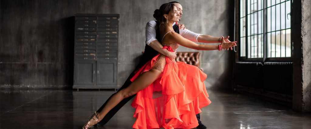 Уроки танцев в подарок