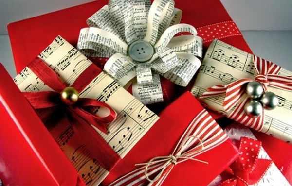 Оригинальный способ подарить подарок