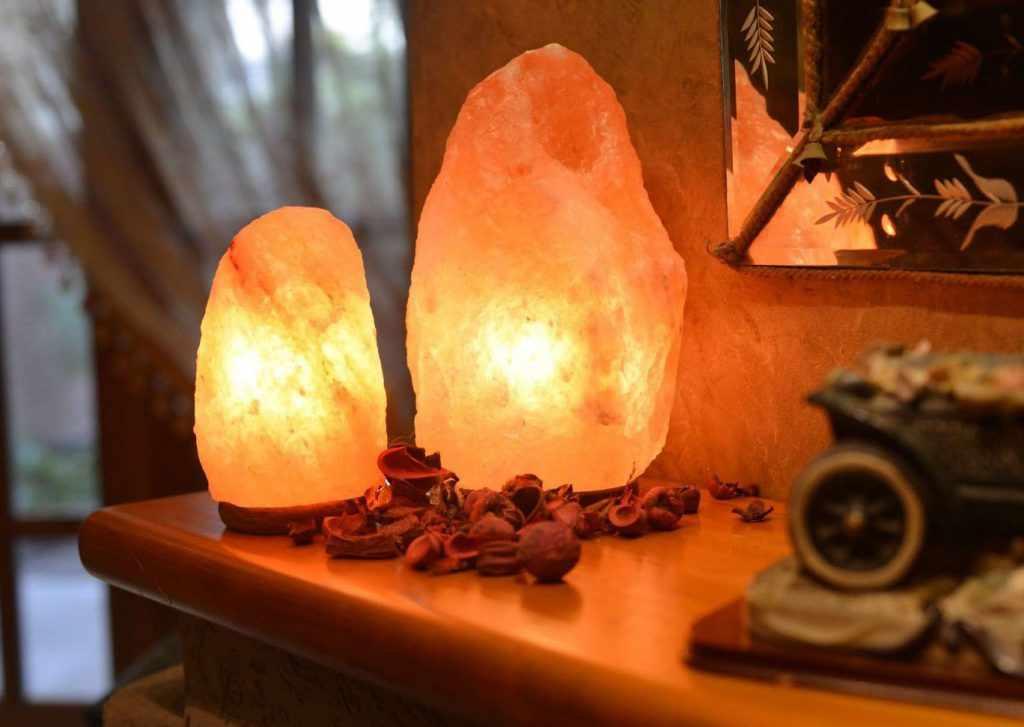 Оригинальная соляная лампа