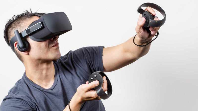 Шлем виртуальной реальности