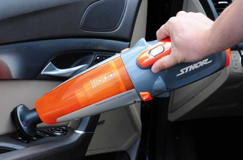 Пылесос для машины