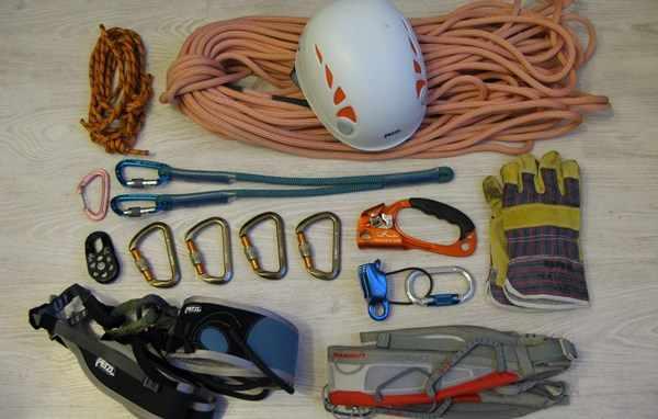 Снаряжение альпиниста