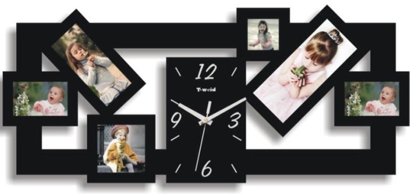 Именные часы на стену
