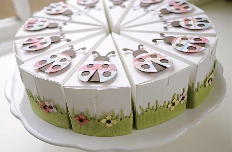 Торт-сюрприз с множеством секретиков