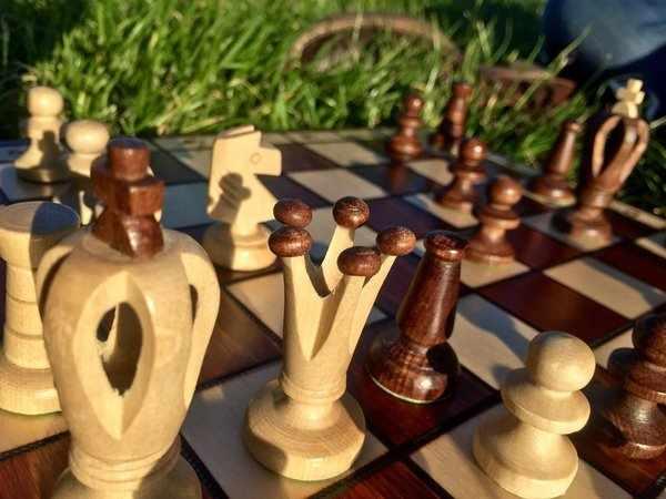Шахматы мужу